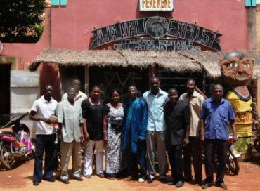 Mamoutou Guindons jeune entrepreneur malien