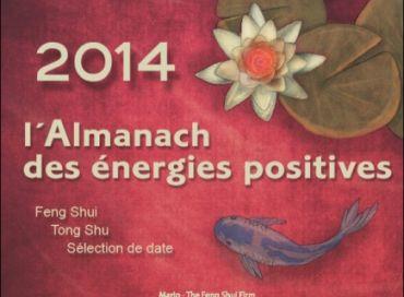L'almanach des énergies positives