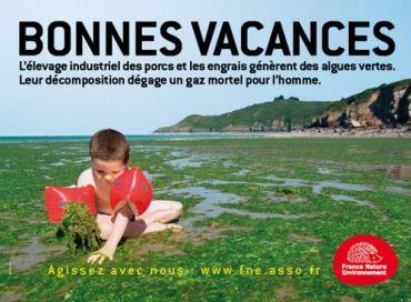 Eco Sapiens : France Nature Environnement dégaine ses publicités choc lors du Salon de l'Agriculture