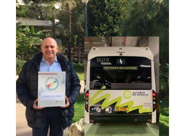 Exemplarité et bonnes pratiques de la Compagnie des Autobus de Monaco