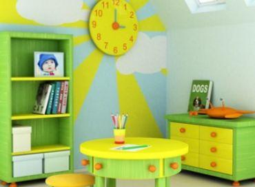 Favoriser la créativité dans la chambre d'enfant