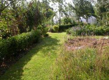 Le cheminement dans nos jardins