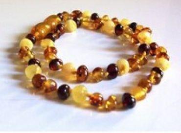 Les colliers d'ambre sont-ils dangereux pour bébé ?