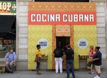 Un restaurant pour la paix entre les peuples : conflict kitchen