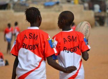 La maison du rugby au Sénégal