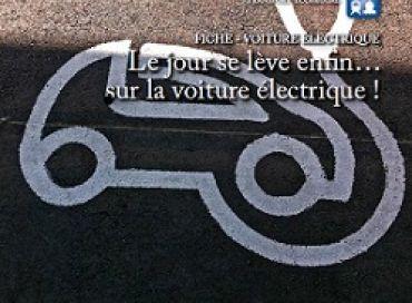 La voiture électrique sur la route du succès