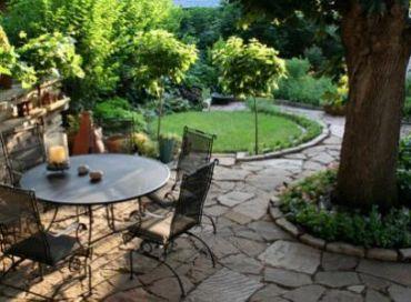 Le jardin aussi a une influence Feng Shui