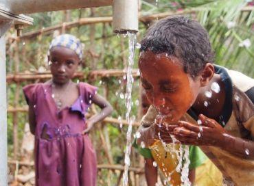 Sécuriser les réserves en eau d'Ethiopie