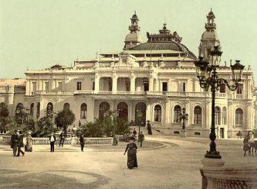 Le plateau des Spélugues et Monte Carlo