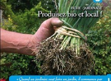 Jardinage écofrugal : produisez bio et local