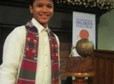 Un enfant, prix international de la paix pour les enfants