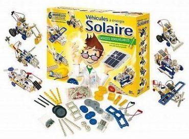 Le kit solaire de Buki France