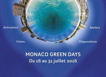 Découvrez les Monaco Green Days du 16 au 31 juillet