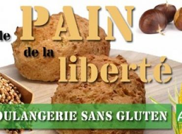 Le pain de la liberté, une boulangerie sans gluten