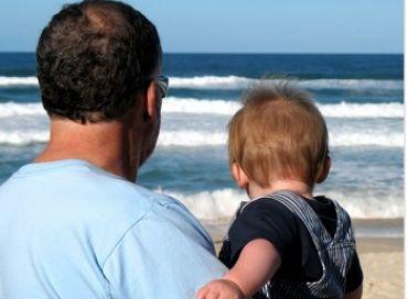 Le rôle d'un papa