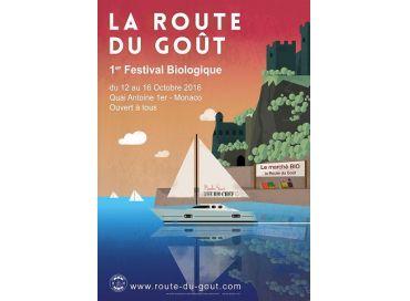 Sur la Route du Goût et en mobilité douce, le mois d'Octobre sera bio à Monaco