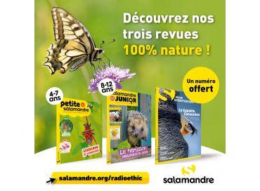 La Salamandre, magazine nature
