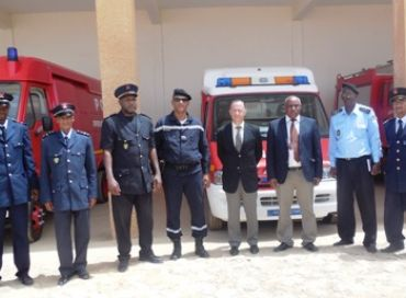 Renforcer la protection civile en Mauritanie et au Burkina Faso