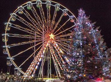 Noël 2013 plus écolo à Monaco