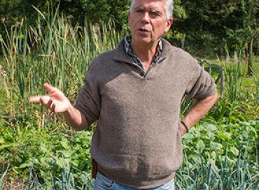 Des micro-fermes en permaculture avec Charles-Hervé Gruyer
