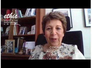 Avec Corinne Lepage sur le chemin de l'économie verte