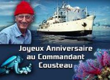 Cousteau, défenseur des mers depuis 1943