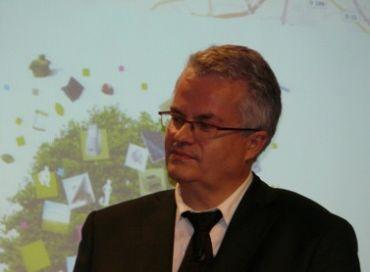 Gilles Berhault Président du comité 21