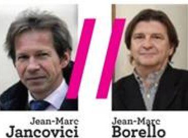 Jean-Marc Jancovici et Jean-Marc Borello