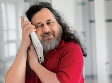 Richard Stallman le père du logiciel libre