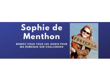 Croissance verte pour le mouvement ETHIC  avec Sophie de Menthon