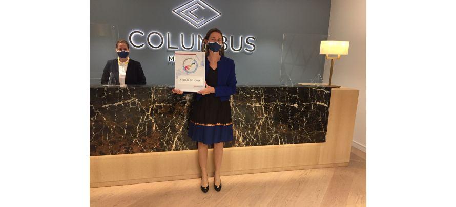 Savourez des moments précieux et durables au Columbus Monte-Carlo