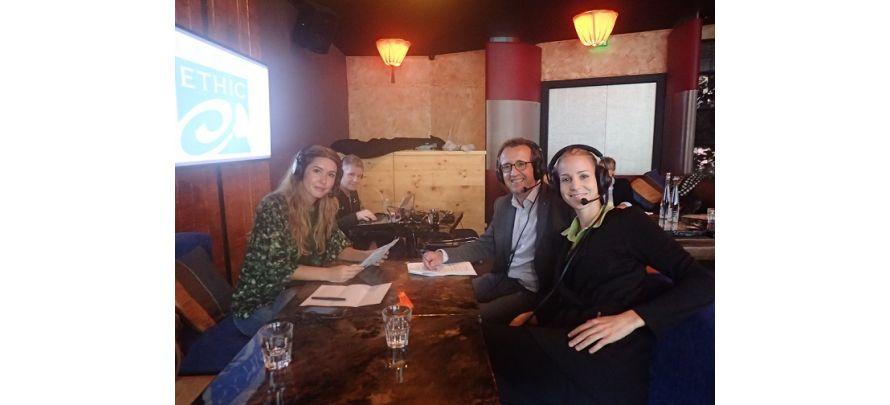 Notre émission LIVE sur les acteurs du développement durable à Monaco