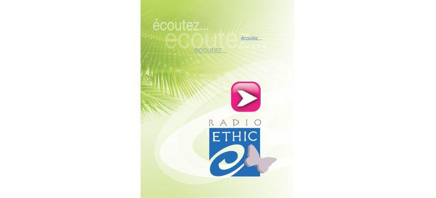 Téléchargez la nouvelle appli de Radio Ethic