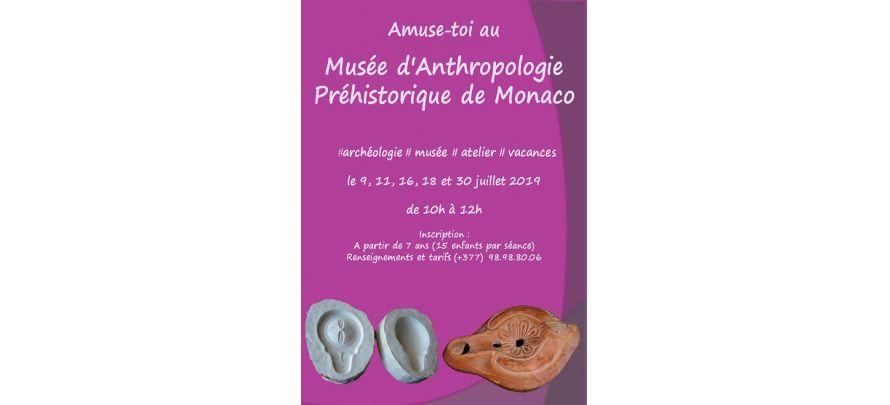 Amuse toi au Musée d'Anthropologie de Monaco