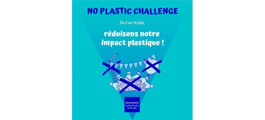 No plastic in my sea !