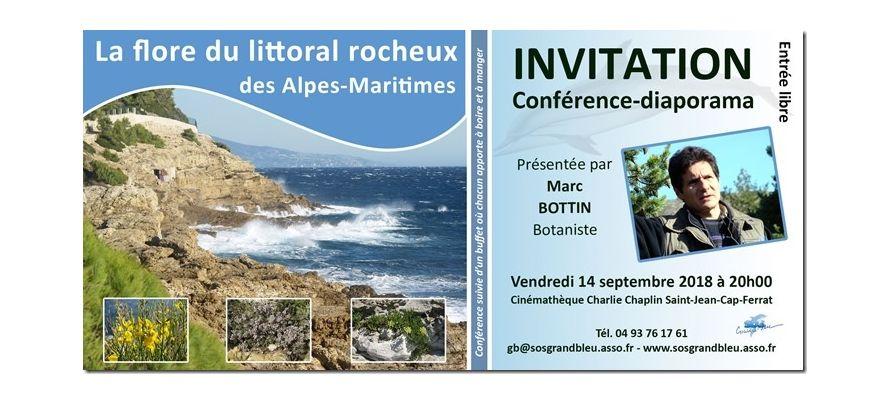 La flore du littoral rocheux des Alpes-Maritimes