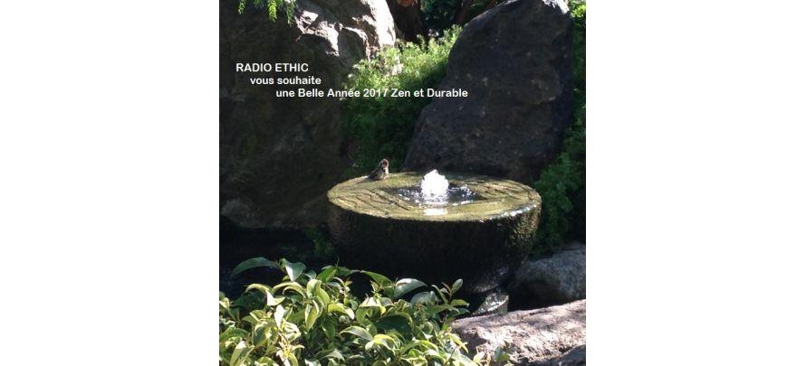 Radio Ethic vous adresse ses Meilleurs Voeux