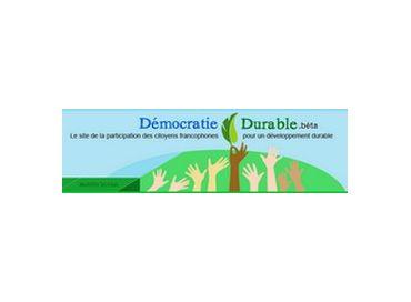 Démocratie Durable