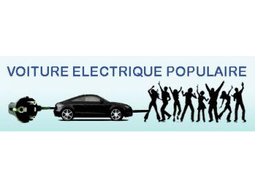 La Voiture Electrique Populaire