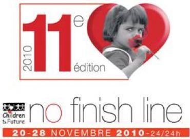 Emission live sur la SOLIDARITE, ce samedi 27 novembre, de 10h à 11h, en direct de la No Finish Line