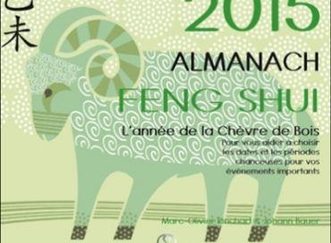 L'almanach Feng Shui 2015