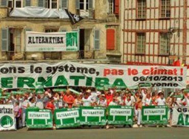 Bayonne, capitale  des alternatives