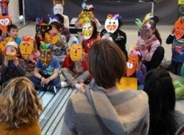 Les ateliers nomades du Musée du Quai Branly à Cergy-Pontoise