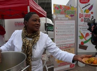 Babeth de Rozières : un grand chef anti-gaspi