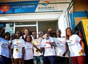 Baobab + : You buy, we give