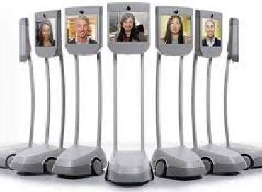 BEAM : le robot de téléprésence