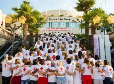 Monaco fête la journée mondiale de la Croix Rouge