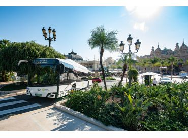 Vous allez adorer le bus électrique à Monaco !