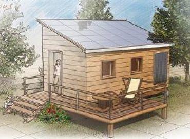Cabane solaire