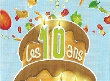 Vive la cantine 100% bio de Langouët !
